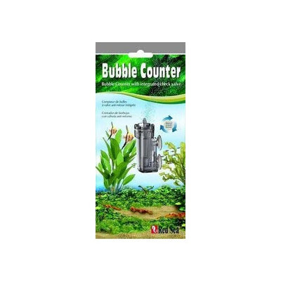 Red Sea Fish Pharm Ltd Red Sea Fish Pharm ARE51050 Aquarium CO2 Bubble Counter Plant Care Products