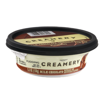 Dannon® Creamery Milk Chocolate Pudding