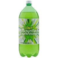 Sam's Cola Sam's Diet Mountain Lightning Citrus Flavored Soda, 2 l