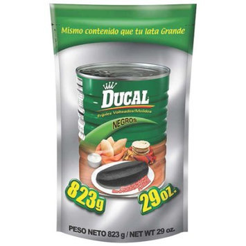 Goya Food Goya Ducal Black Beans Doy-pack 29 Oz