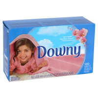 Downy April Fresh Fabric Softener Dryer Sheets - 105 ct