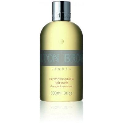 MOLTON BROWN Cleanshine Quillaja Hair Wash, 10 Fluid Ounce