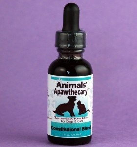 Animals' Apawthecary Constitutional Blend