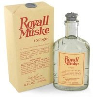 ROYALL MUSKE by Royall Fragrances All Purpose Lotion / Cologne 8 oz for Men