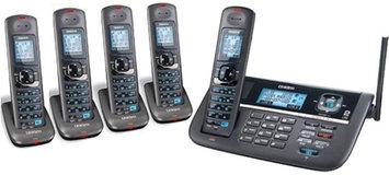 Uniden DECT4086-5 DECT 6.0 2 Line Cordless Phone System