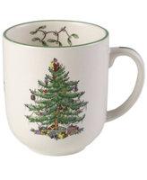 Spode Dinnerware, Christmas Tree Cafe Mug