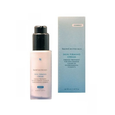 Skinceuticals Skin Firming Cream Treatment For Skin Damage Caused By Environmental Elements, 1.67-Ounce Pump Bottle