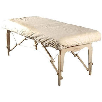 GGI International Massage Table Flannel Cover