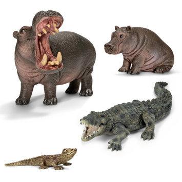 Schleich African Toy Animals Play Set