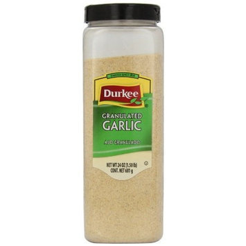 Durkee Granulated Garlic, 24-Ounce Canister (Pack of 2)