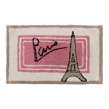 Sherry Kline Paris Bath Rug