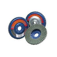Norton Type 27 TwinStar Flap Discs - twin star 4-1/2x5/8-11 type 27 flap disc 60 grit
