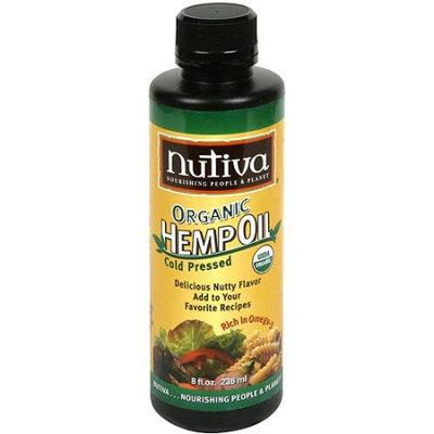 Generic Nutiva Organic Hemp Oil, 8 fl oz