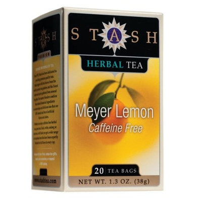 Stash Tea Meyer Lemon Herbal Tea
