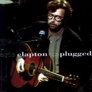 Reprise ERIC CLAPTON UNPLUGGED BY CLAPTON, ERIC (CD)