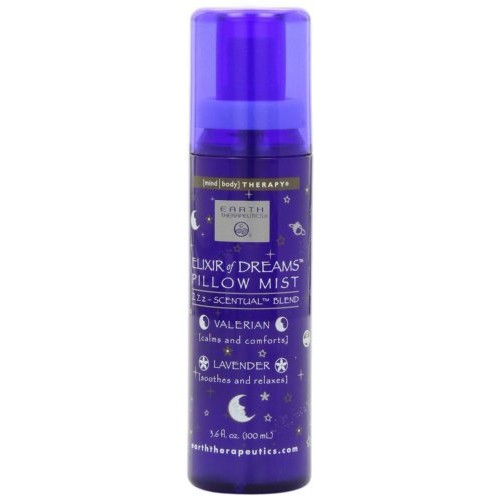 Earth Therapeutics Elixir of Dreams Pillow Mist 3.6oz (100ml)