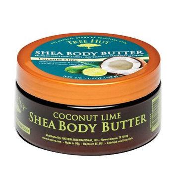 Tree Hut Coconut Lime Shea Body Butter