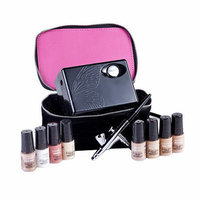 Luminess Air Premium Airbrush Cosmetics System Makeup Kit Medium