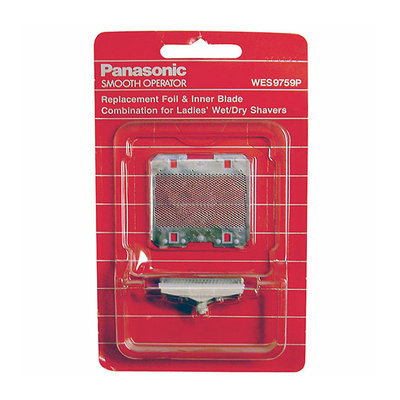 Panasonic WES9759P Replacement Outer Foil-Inner Blade Combination