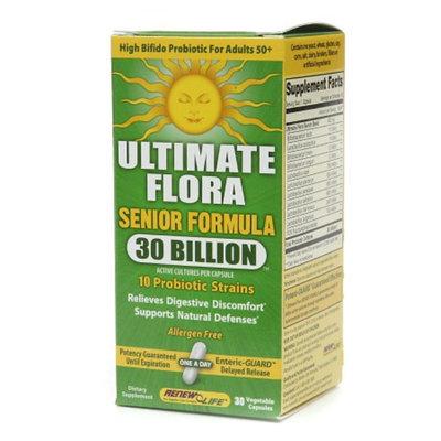 ReNew Life Ultimate Flora Senior Formula 30 Billion