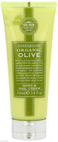 Asquith & Somerset Incorporated Greenscape Organic Olive Oil Hand Cream, 3.4 fl oz