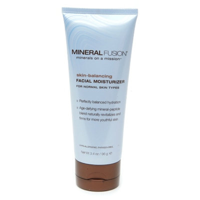 Mineral Fusion Skin-Balancing Facial Moisturizer for Normal Skin Types