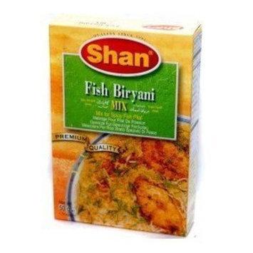 Shan Fish Biryani Mix - 50g (Pack of 6)