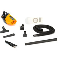 Shop-vac Corporation Shop-Vac Corp Vacuum, Hand Held, Portable, 1.5 Hp, 6 Ft Cord, Yellow/Black