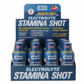 Trace Minerals Research Electrolyte Stamina Shot