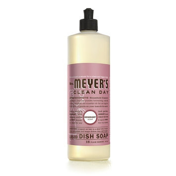 Mrs. Meyer's Clean Day Liquid Dish Soap Rosemary