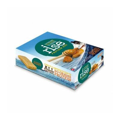 Rise Bar Protein Bar Almond Honey Case of 12 2.1 oz