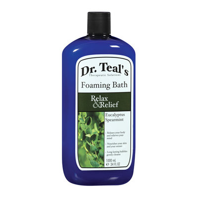 Dr. Teal's Relax & Relief Foaming Bath
