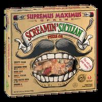 Screamin' Sicilian Pizza Co. Supreme Pizza Supremus Maximus