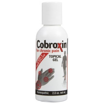 Cobroxin for Chronic Pain Cobroxin Advanced Topical Gel for Chronic Pain, 2 Oz (Pack of 2)
