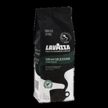 Lavazza Ground Coffee Gran Selezione Dark Roast