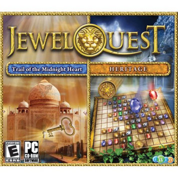 ValuSoft Jewel Quest 4 & Jewel Quest Mysteries 2 Two-Pack