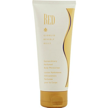 Giorgio Beverly Hills Red Red Body Lotion 6.7 oz