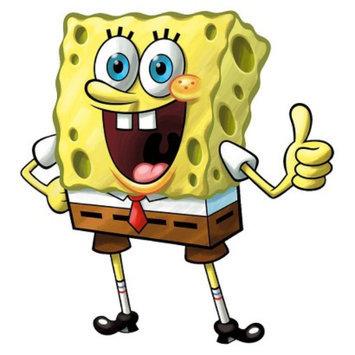 Fathead Sponge Bob Wall Graphic