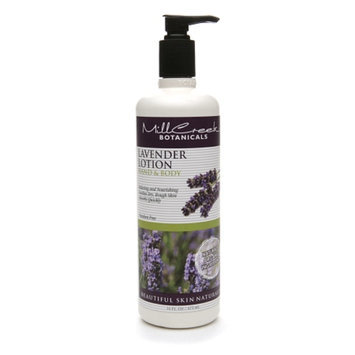 Mill Creek Botanicals Hand & Body Lotion Lavender