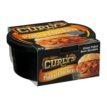 Curly's Pulled Chicken Hickory Smoked