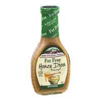 Maple Grove Farms of Vermont Fat Free Honey Dijon Dressing