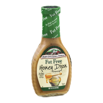 Maple Grove Farms of Vermont Fat Free Honey Dijon Dressing