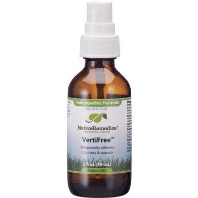 Nativeremedies VertiFree Oral Spray for Common Vertigo Symptoms