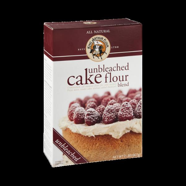 King Arthur Flour Unbleached Cake Flour Blend