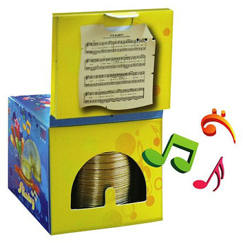 Poof-Slinky Inc Song Musical Box Toy