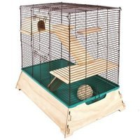 Ware Mfg Natural Wood Small Critter Cage