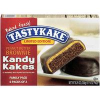 Tastykake® KandyKakes Peanut Butter Brownie