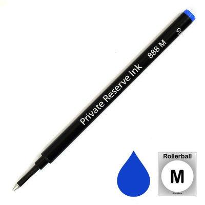 Private Reserve (Schmidt 888) Rollerball Refill, Blue Medium