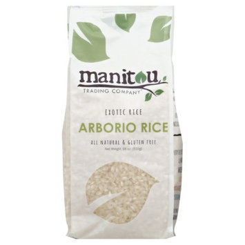 Manitou 18 oz. Rice Arborio, Case Of 6