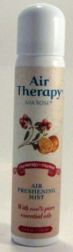 Air Freshener Cranberry-Orange Air Therapy 4.6 oz Spray